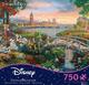 Thomas Kinkade Disney - 101 Dalmatians