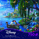 Thomas Kinkade Disney Dreams - The Little Mermaid 2