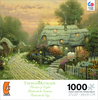 Thomas Kinkade 1000 Piece - Olde Porterfield Tea Room