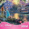 Thomas Kinkade Disney Princess - The Princess and the Frog Oversized