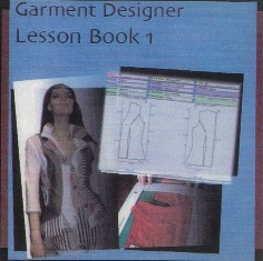 Garment Designer Lesson Book on CD picture