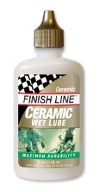 Finish Line Ceramic WET 2 oz Bottle