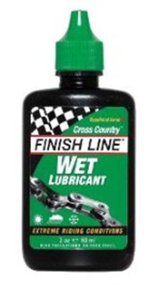 Finish Line WET Lube 2 oz Bottle
