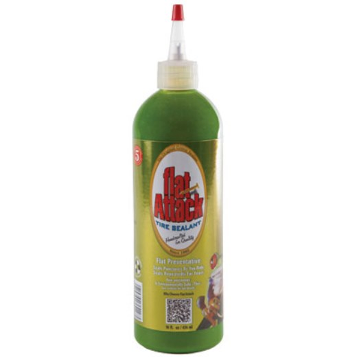 Flat Attack Puncture Sealant 16oz. Bottle