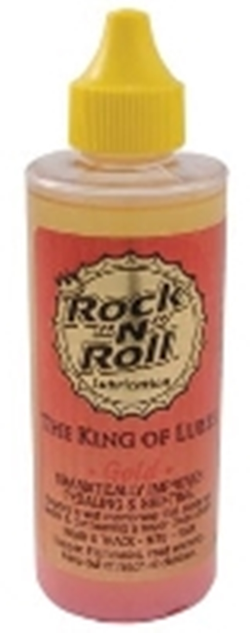 Rock 'N' Roll Gold Chain Lube 4 oz