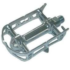 MKS Sylvan Pedal Set Silver