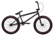 2014 Kink Curb BMX Bike Matte Black