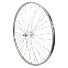 Sta-Tru Steel Clincher Front Wheel 27 x 1 1/4