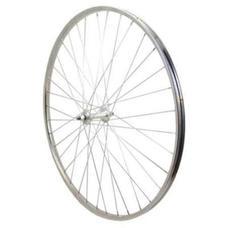Sta-Tru Steel Clincher Front Wheel 27 x 1 1/4