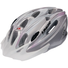 Limar 535 MTB Helmet Silver-Pink L