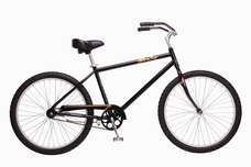 2012 Manhattan Playa Cruz Men's Cruiser Bike Black