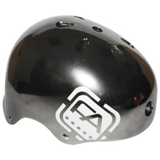 Free Agent Jumping/Street Helmet Silver