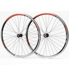 Vuelta ZeroLite Track Comp Clincher Wheelset Black
