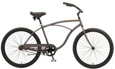 2013 Manhattan Aero Cruiser Bike Gray