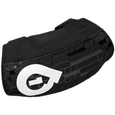 SixSixOne Riot Elbow Guard Black (Large)