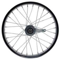 Sta-Tru Steel Clincher Rear Wheel 16 x 1.75