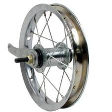 Sta-Tru Steel Clincher Rear Wheel 12 1/2 x 2 1/4