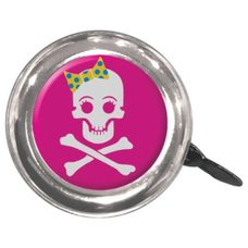 Clean Motion Swell Bell Girl Skull