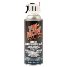 Tri-Flow Foaming Citrus Degreaser