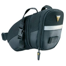 Topeak Aero Wedge Pack w/ Straps, Large