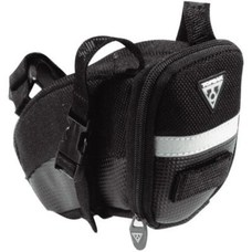 Topeak Aero Wedge Pack w/ Straps, Micro
