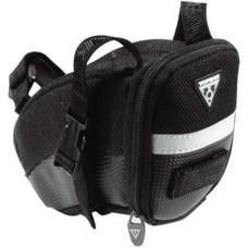 Topeak Aero Wedge Pack w/ Straps, Micro