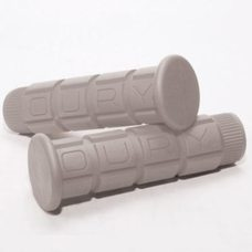 Oury Mountain Handlebar Grips Light Gray