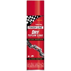 Finish Line Dry Lube 12 oz Aerosol
