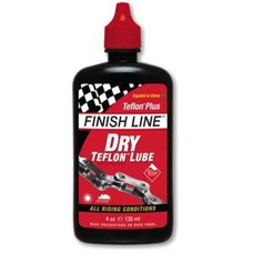 Finish Line Dry Lube 4 oz Bottle