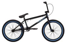 2014 Kink Gap BMX Bike Matte Black