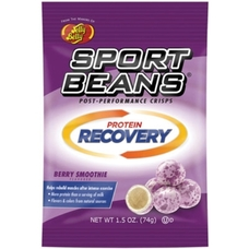 Jelly Belly Recovery Beans Berry 12 Bags/Box