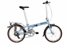 2012 Dahon Speed D7 Folding Bike Baltic