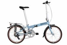 2012 Dahon Speed D7 Folding Bike Baltic