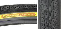 Panaracer Pasela Clincher Tire Wire Bead, 700C x 25 Black