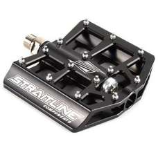 Straitline SC Pedal Set Black