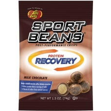 Jelly Belly Recovery Beans Chocolate 12 Bags/Box