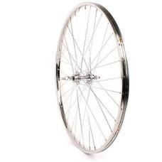 Sta-Tru Steel Clincher Rear Wheel 26 x 1 3/8