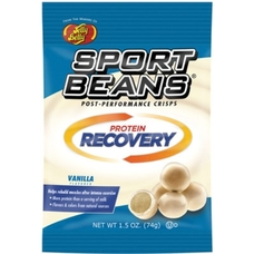 Jelly Belly Recovery Beans Vanilla 12 Bags/Box