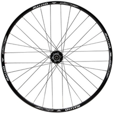 Azonic Outlaw Disc Wheelset 650B Black