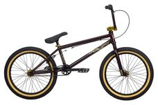 2014 Kink Gap BMX Bike Matte Red