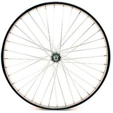 Sta-Tru Steel Clincher Front Wheel 26 x 2.125