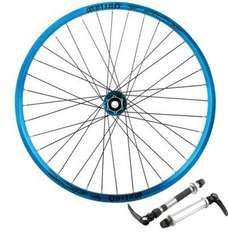 Azonic/O'Neal Outlaw Clincher Wheelset Blue 26