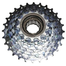 Sunrace 6-Speed Freewheel 14-28T