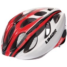 Limar 650 Road Helmet White/Red Universal