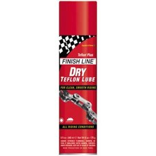 Finish Line Dry Lube 8 oz Aerosol