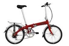 2012 Dahon Eco C7 Folding Bike Brick
