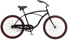 2013 Manhattan Aero Cruiser Bike Black