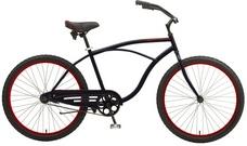 2013 Manhattan Aero Cruiser Bike Black