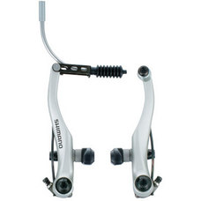 Shimano Alivio V-Brake, Front (Silver)
