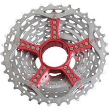 SRAM PowerGlide 990 9-Speed Cassette Red 11-34T